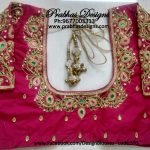 Aari Embroidery Blouse